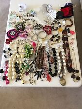 JEWELLERY IDEAL TO RE-SELL ON FOR EBAY & CAR BOOTS OVER 75 ITEMS - NEW & USED