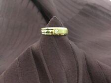 Damen Ring 333 Gelbgold mit Zirkonia Stein
