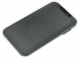 LG WCP-700 Portable Power Mat Wireless Charging Pad, Black (Floorsample)