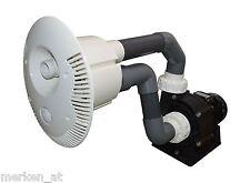 Gegenstromanlage für Schwimmbad Komplettset 380V Jet Hochleistungs Pumpe