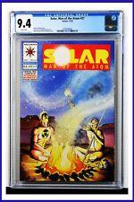 Solar Man Of The Atom #27 CGC Graded 9.4 Valiant November 1993 Comic Book