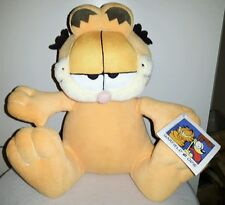 PELUCHE GARFIELD ORIGINALE - 30cm. - gatto plush soft toys cat soft toys disney