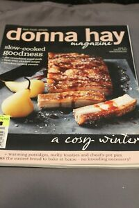Donna Hay Magazine Issue 75 June July 20014 Winter