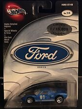 Hot Wheels Limited Edition Ford Series GT-40 krg0435