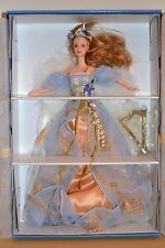 1998 Collector Edition Angels of Music Collection HARPIST ANGEL BARBIE