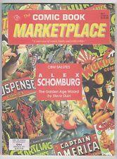 Comic Book Market Place #5  ( Very Rare 5th issue )  NM ( Alex Schomburg )