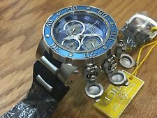 21643 Invicta Reserve Men 52mm Subaqua Sea Dragon Quartz Chronograph Strap Watch