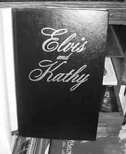 "ELVIS and Kathy autographed 1st Edition - eBay store ""exchange201"" and  ""g9995"""