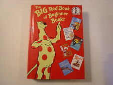 The Big Red Book of Beginner Books, 1995, 5th Printing, Seuss Series