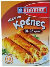 JOTIS Crepes Mix - 1 Pack of 300gr - Can make upto 20-22 crepes