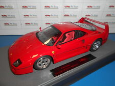 TOP098A by TOP MARQUES FERRARI F40 RED 1987 1:18