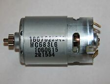 Motor Bosch 10,8 V PSR  10,8 V-Li-2  2609004501 Gleichstrommotor 1607022542