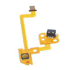 New Replacement Left Key Button Ribbon Flex Cable For Nintendo Switch Controller