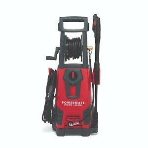 Powermate 8886 - 2100 PSI 1.3 GPM Electric Power Washer