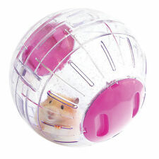 Rosewood Boredom Breaker Small Animal Activity Toy Glitter Hamster Ball 18cm Dia
