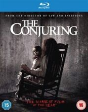 Conjuring 5051892124737 With Patrick Wilson Blu-ray Region B