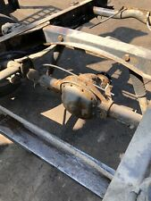 2008 IVECO DAILY Rear Axle Single Wheel 2.3 Diesel 6 Stud With ABS PRICE INC VAT