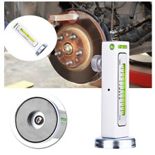 Adjustable Magnetic Level Gauge Tool Car Castor Camber Angle Measure Checking