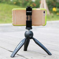 Metal Universal Monopod Tripod Adapter Smartphone Bracket Holder Mount For Phone