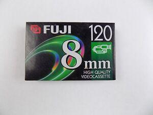 Fuji 8mm 120 High Quality Videocassette P6-120