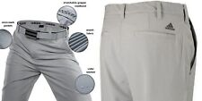 Adidas Golf Mens $80 climacool Ultimate 365 Airflow Pants TALC BEIGE 38x30  #13