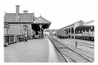 pt6444 - Bedford St Johns  Railway Station , Bedfordshire - photo 6x4