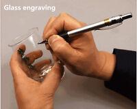 Marking Engraver Pen Scriber Spare Tip Metal Plastic Glass Etching Tool Craft