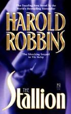 The Stallion by Harold Robbins (1996, Paperback)