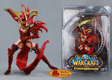 WOW World of Warcraft DC 1 BLOOD ELF ROGUE Action Figure Gift NEW IN SEALED BOX