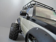 Rubber Mirror for Tamiya 1/10 Toyota Bruiser Clodbuster Blackfoot Monster Beetle