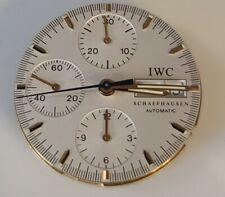Wristwatch Movement Iwc chronograph
