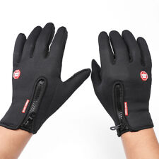 New listing Thermal Windproof Waterproof Winter Gloves Touch Screen Warm Mittens Us Size L