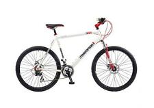 "Redemption Thunder Gents 26"" Wheel 21 Speed Alloy MTB Mountain Bike White RED06"