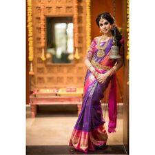 Organic Banarasi Sarees with blouse