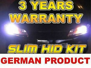 HID Conversion Kit 3000K 4300K 6000K 8000K 10000K Xenon