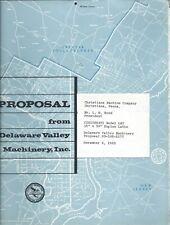 Machine Tool Brochure Delaware Valley Cincinnati Lrt Engine Lathe 1963 Tl222