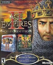 Age of Empires II: Gold Edition (PC, 2001)