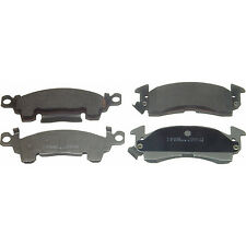Wagner MX52 Semi-Met Disc Brake Pad Set