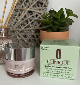 Clinique - Moisture Surge Intense 72H Lipid-Replenishing Hydrator For Very Dry T
