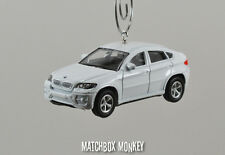 '12 '13 '14 BMW X6M 4.4L V8 Custom Christmas Ornament 1/64 4 Door X6 SUV 4x4 X5