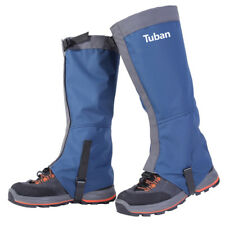 Men Women Snow Kneepad Skiing Gaiters Leg Protection Guard Waterproof Leg Warmer