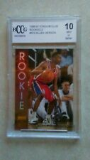 1996/97 Stadium Club Rookies 2 Allen Iverson