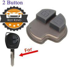 Rubber button pad for Suzuki Fiat Vauxhall Opel 2 button remote key fob repair