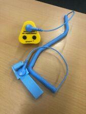 ESD, Anti-Static,Grounding Kit, Wrist Band,12 Ft Cable & UK Plug GroundStat™