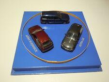 Rare Sonderpackung Opel Astra F mit drei Vorserienmodellen von Gama in 1:43  neu
