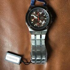 Wristwatch Orient Sporty Quartz Men's Alarm Chronograph Date Stainles FTD0Y003T0
