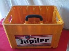 Vintage Ancienne CAISSE CASIER A BOUTEILLES BIÈRE JUPILER