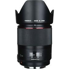 Yongnuo YN 35mm f/1.4 Lens for Canon EF Mount