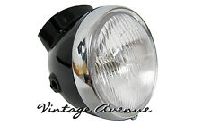 HONDA CL90 CL125A SS125A CL175 CD125 CD175 CA175 CT90 CT110 HEAD LIGHT & CASE *B