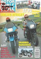 R1100RS BMW K100RS Z1000 Kawasaki ZXR750 Ducati 750SS Guzzi 750 Targa Cagiva W12